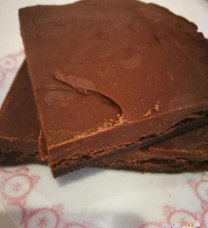 Brownie nutella bar