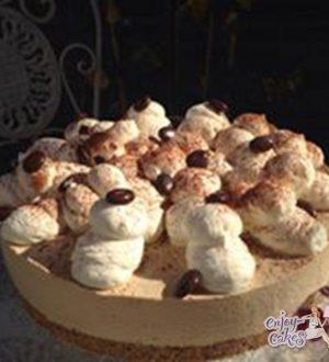 Cakepops en meringes tartelletes