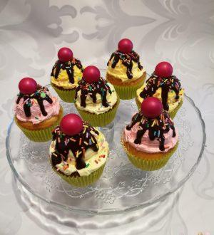 Cupcakes ijsje