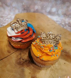 Koningsdag cupcakes