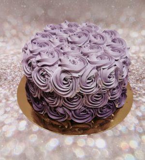 Ombre taart