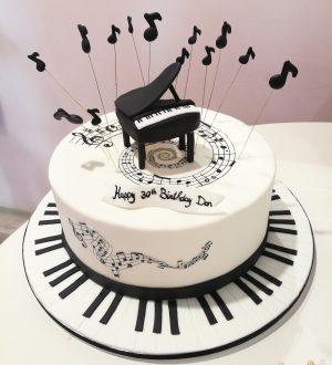 Pianotaart