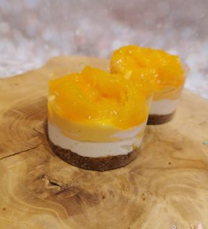 Sinaasappelmonchou gebakjes