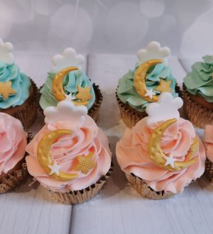 Twinkle Twinkle cupcakes
