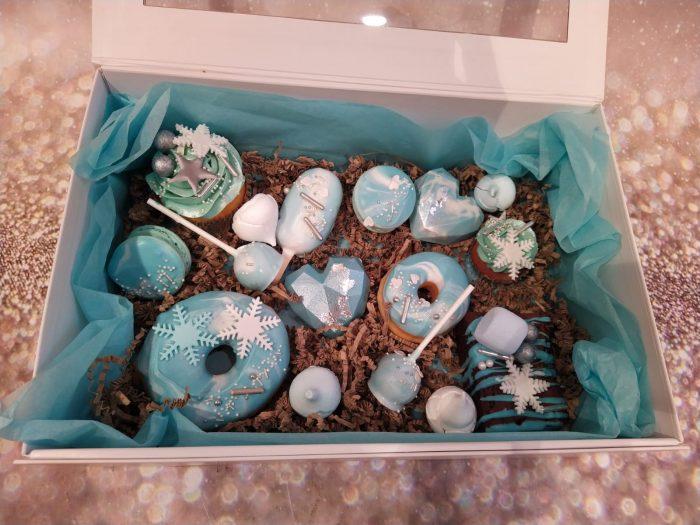 Frozen Winter Box