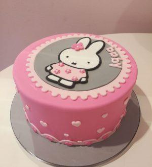 Nijntje taart