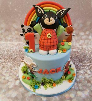 Bing taart