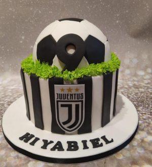 Juventus Voetbaltaart