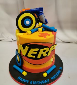 Nerf taart