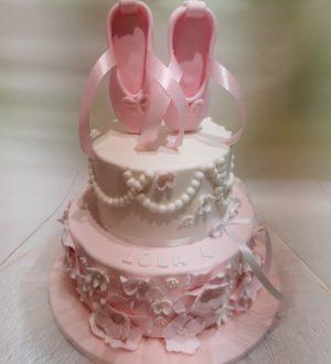 Ballerina taart