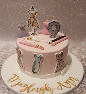 Mode taart