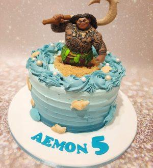 Maui taart