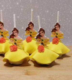 Belle en het Beest Taart