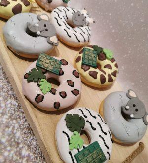 Jungle Donuts