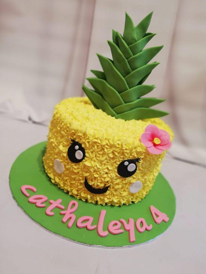 Ananas taart