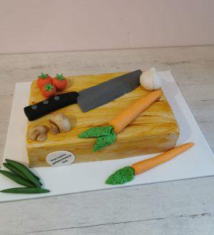 Snijplank taart