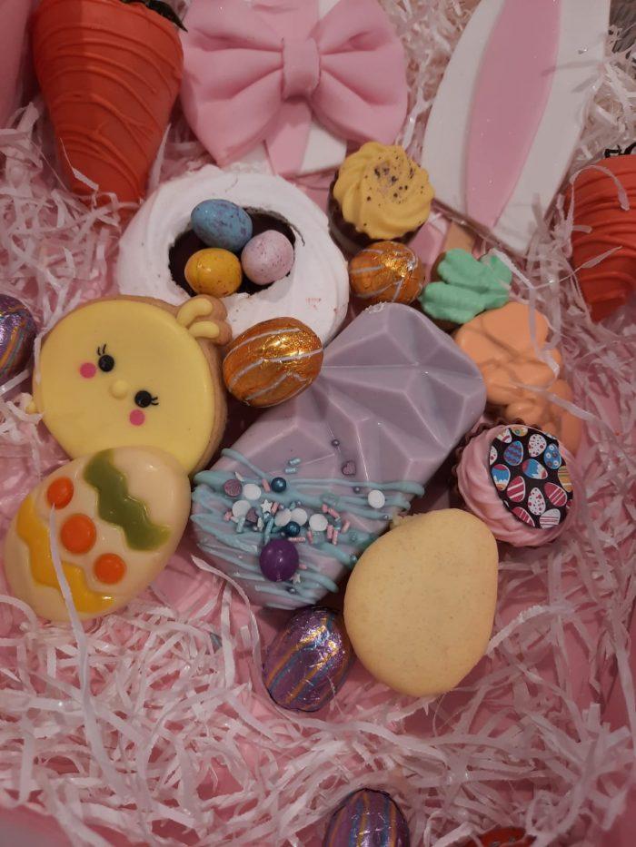 Pasen Bunny Box