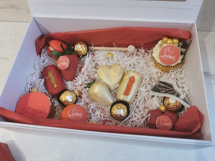 Louboutin box