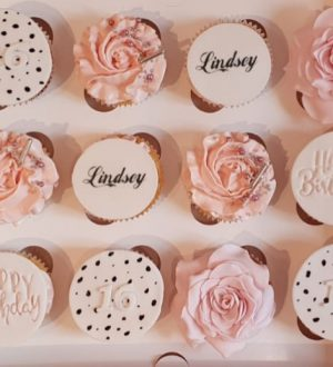 Pink Lady Cupcakes