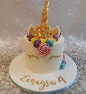 unicorn kroon cake