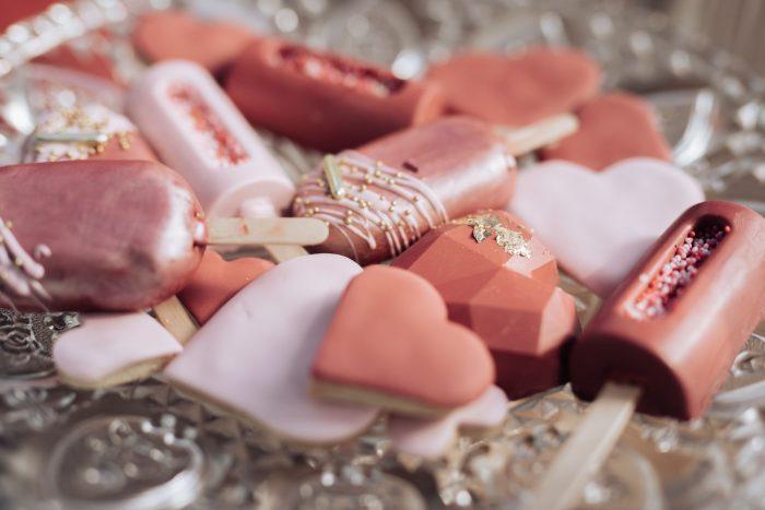 Sweets voor bij de Bruidstaart